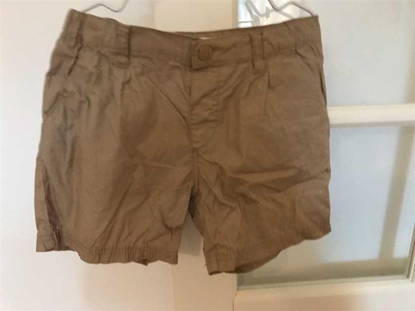 HM Shorts glimmer