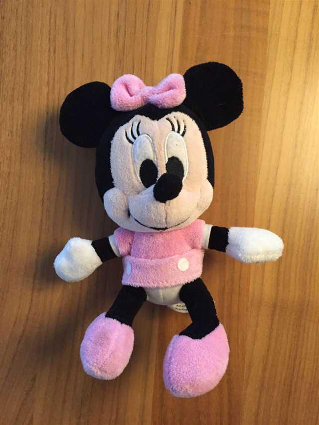 Disney Minnie bamse