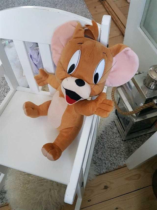 Hanna Barbera Tom&Jerry Plydsdyr