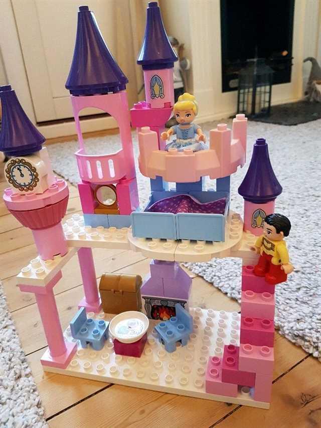 Duplo Lego Cinderella 6154