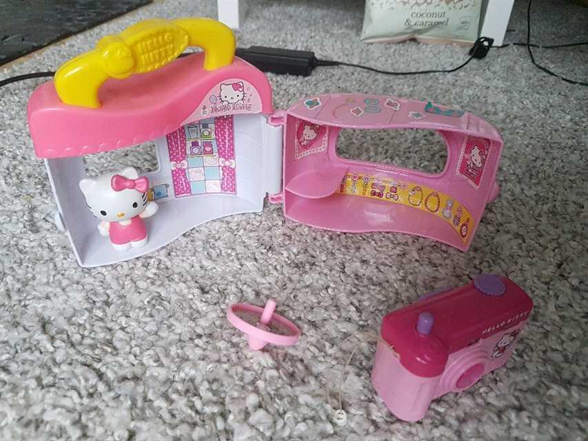 Hello Kitty Portable small house