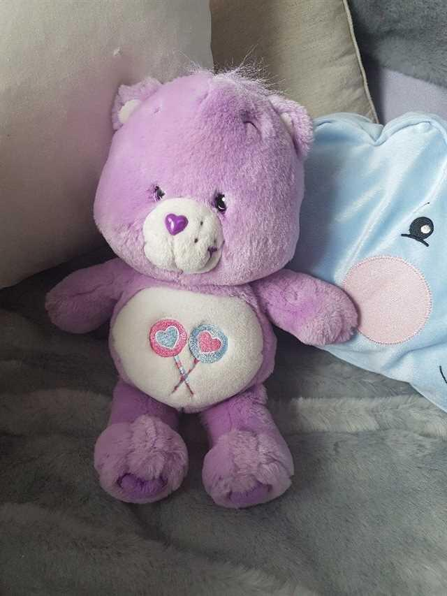 Care Bears Plys