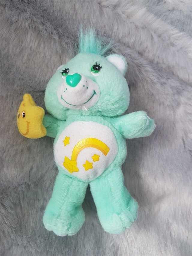 Care Bears Lille Plys