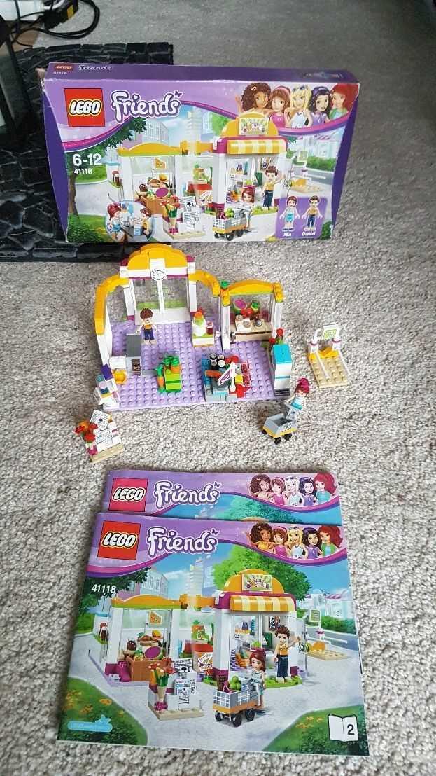 Lego Friends Supermarked 41118