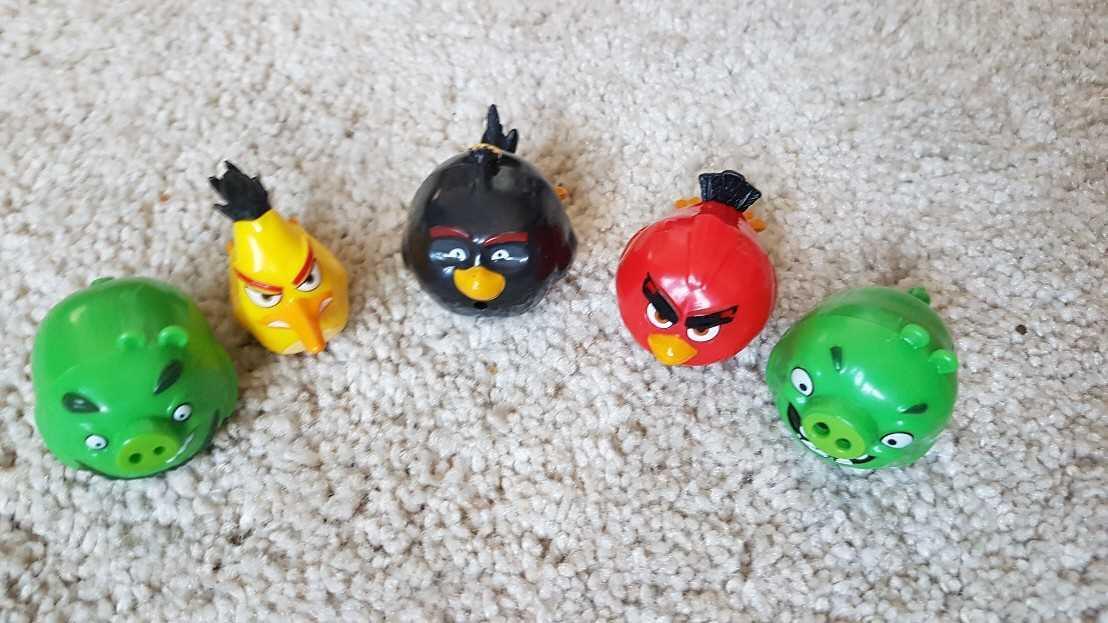 Angry Birds Figurer