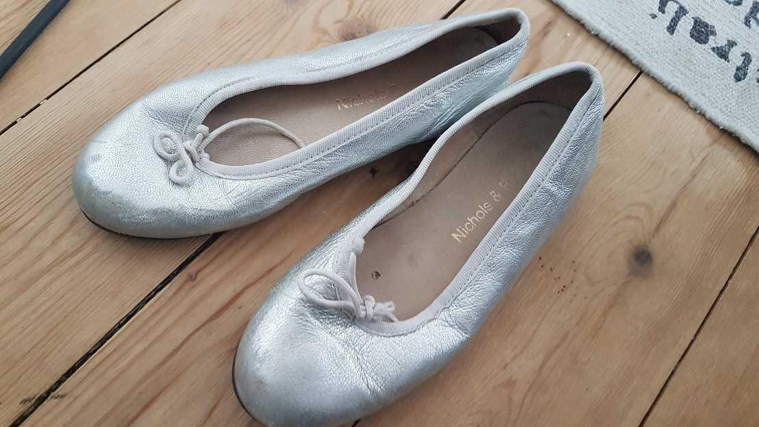Nichols &Bruuns Ballerinas læder