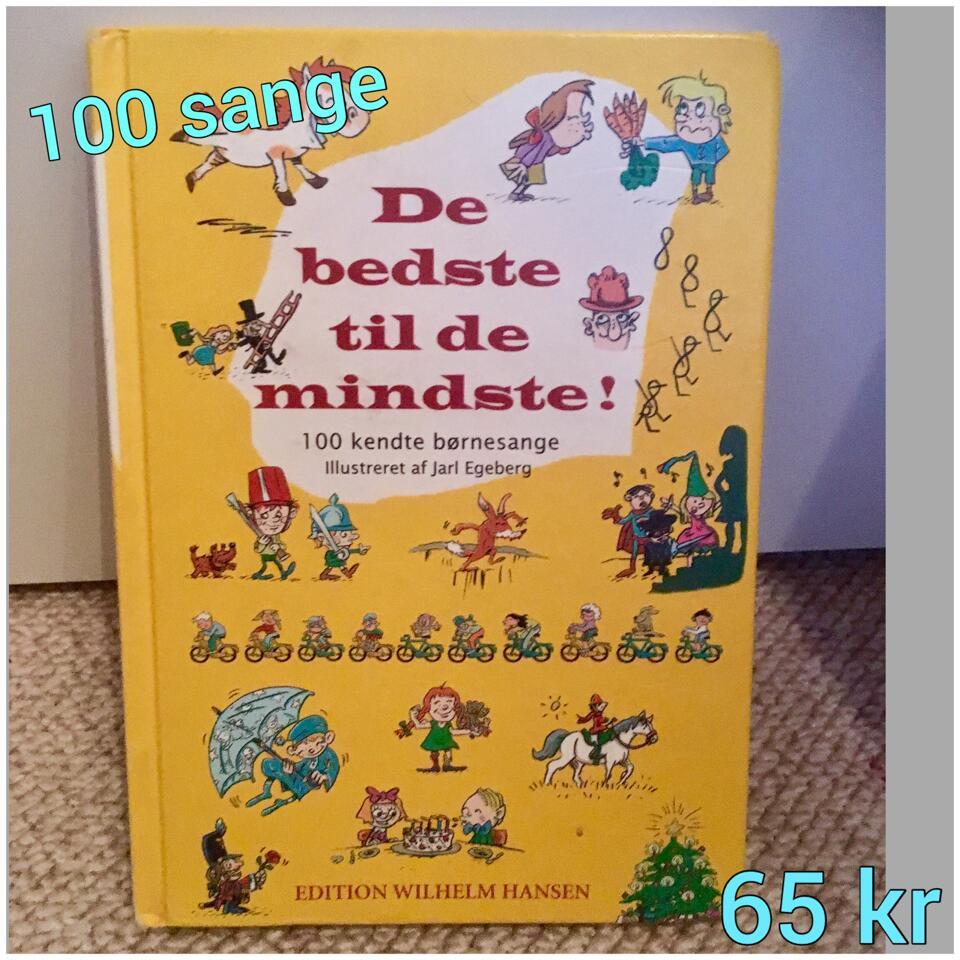 Sangbog med 100 klassikere bog