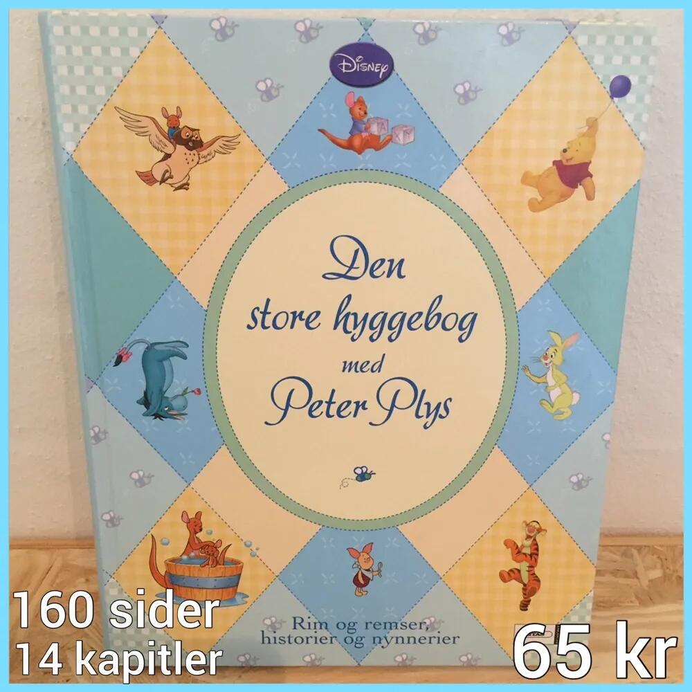 Den store hyggebog med Peter bog