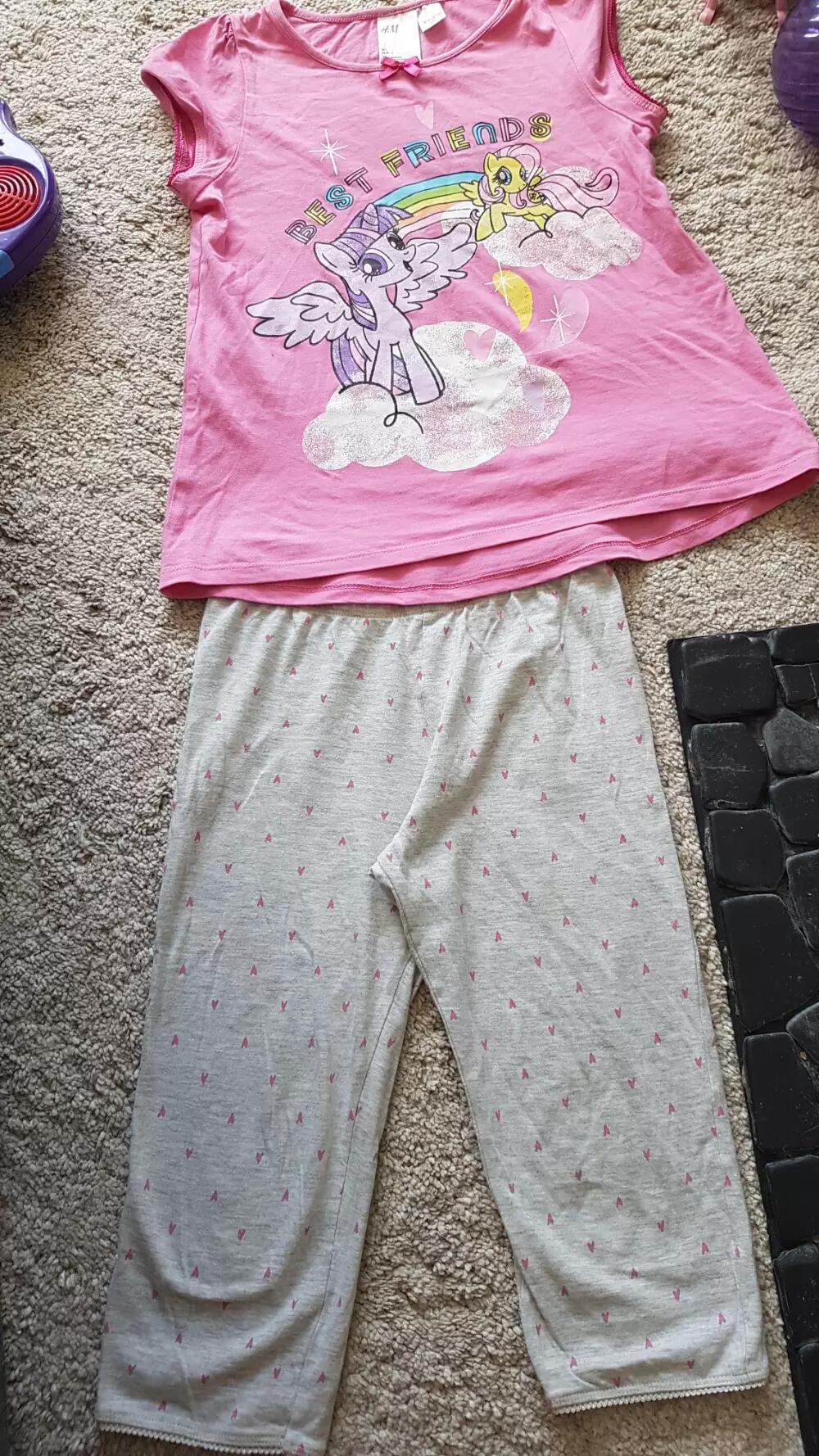 H&M My Little Pony Pijamasæt