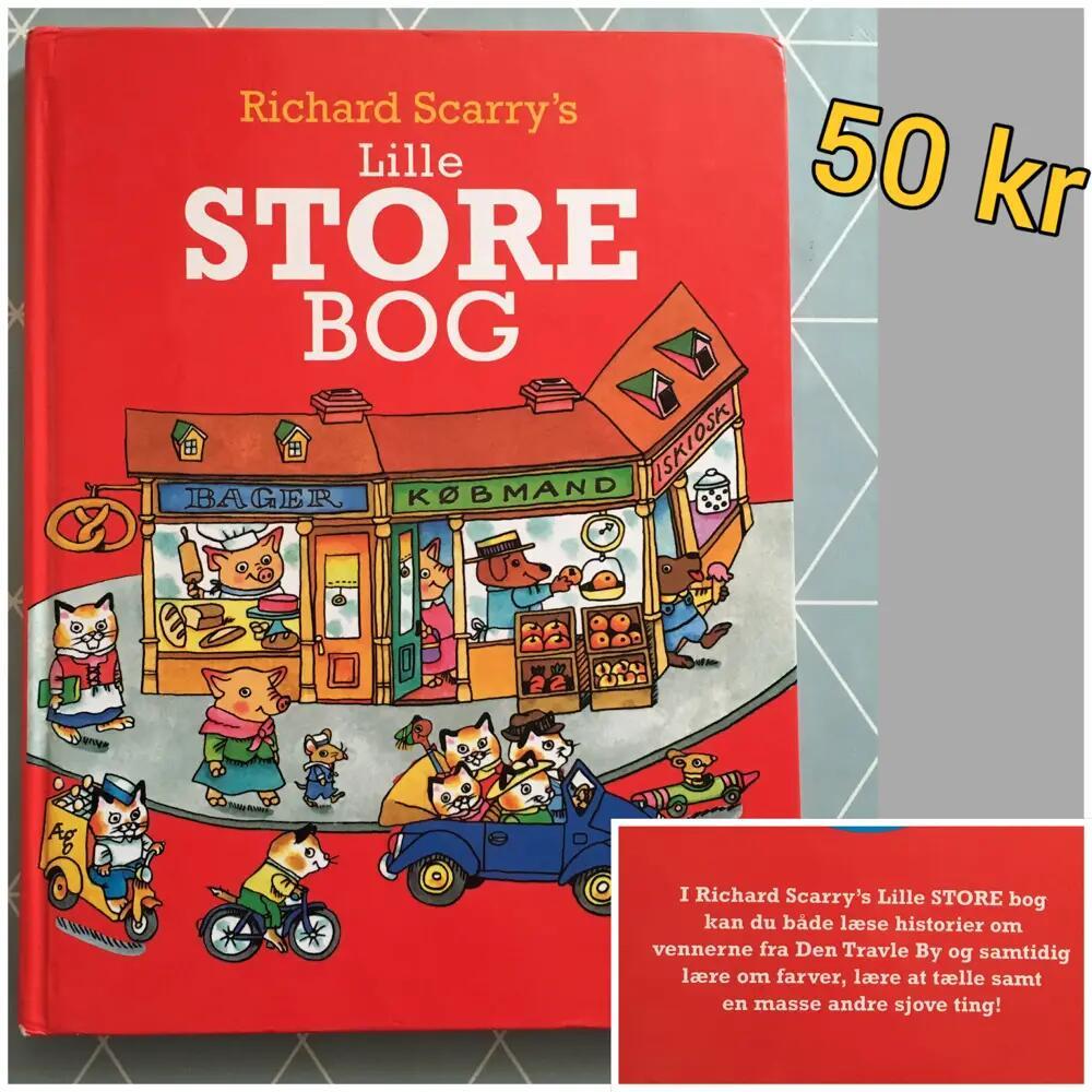 Lille STORE bog bog