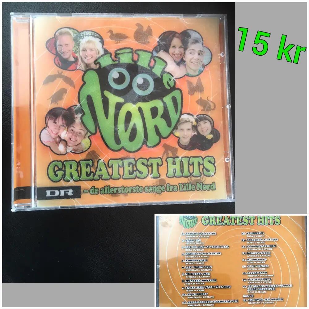 Lille nørd cd cd