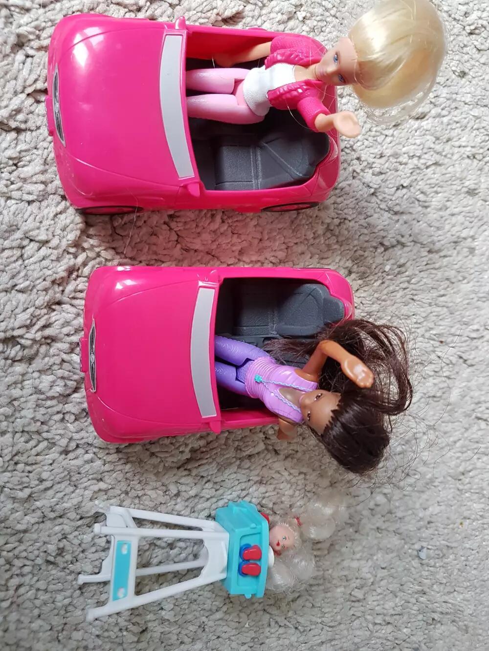 Mattel Mini Barbie