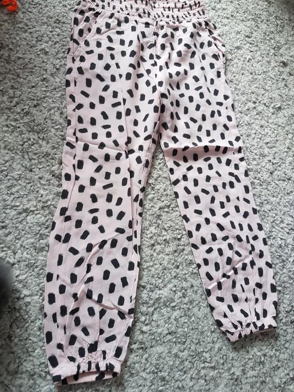H&M Viskose bukser