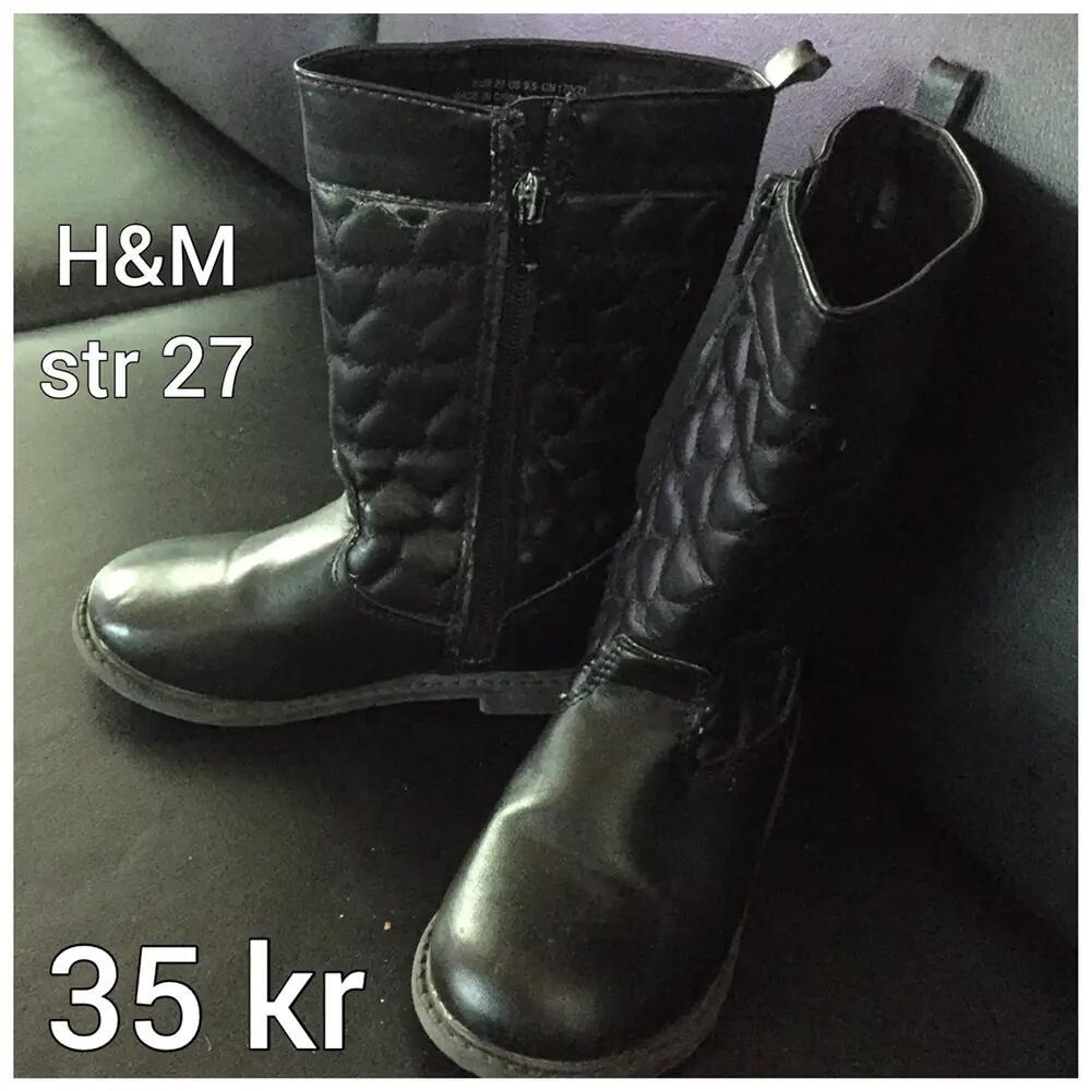 H&M støvle .