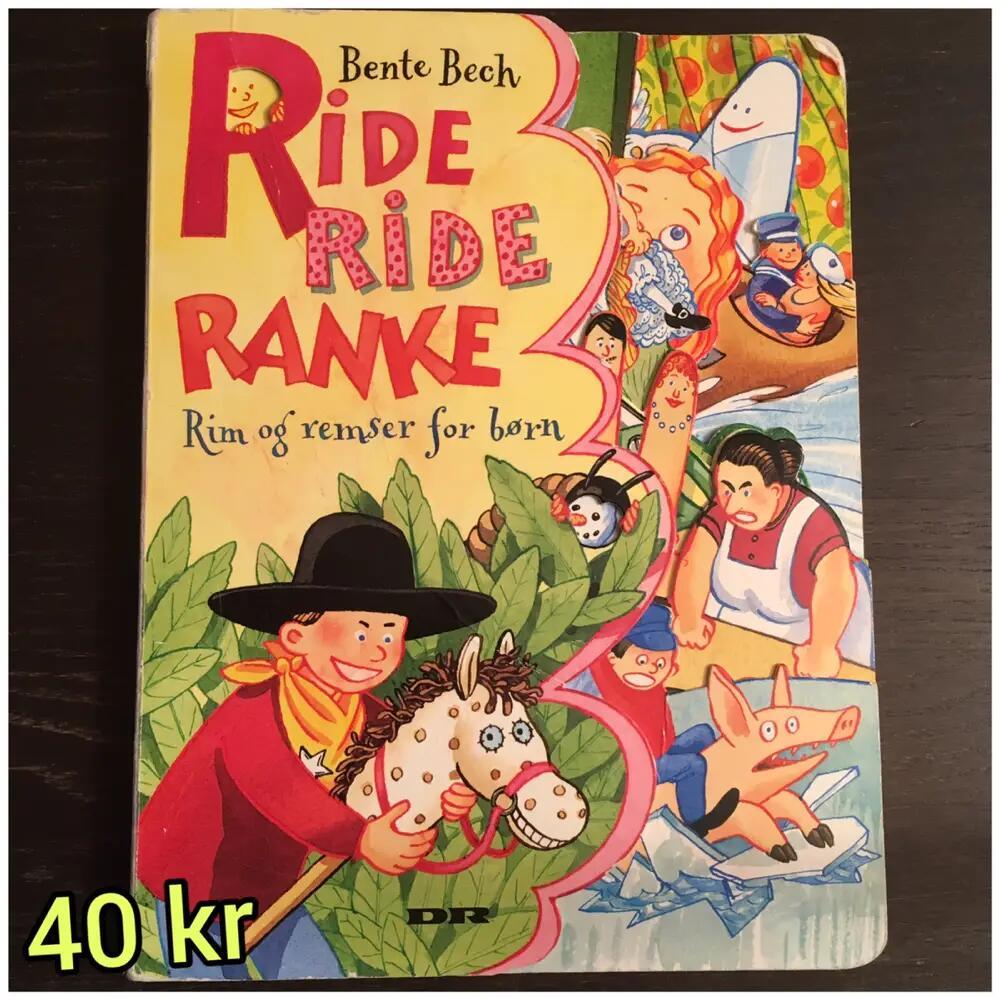 Ride, Ride Ranke bog
