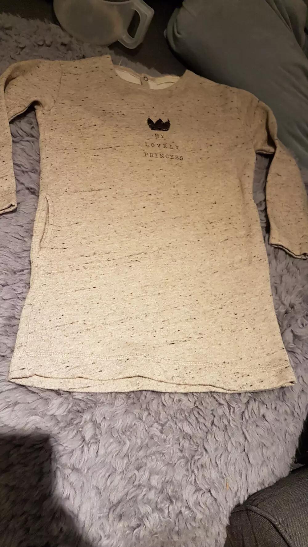 Zara Lang sweatshirt