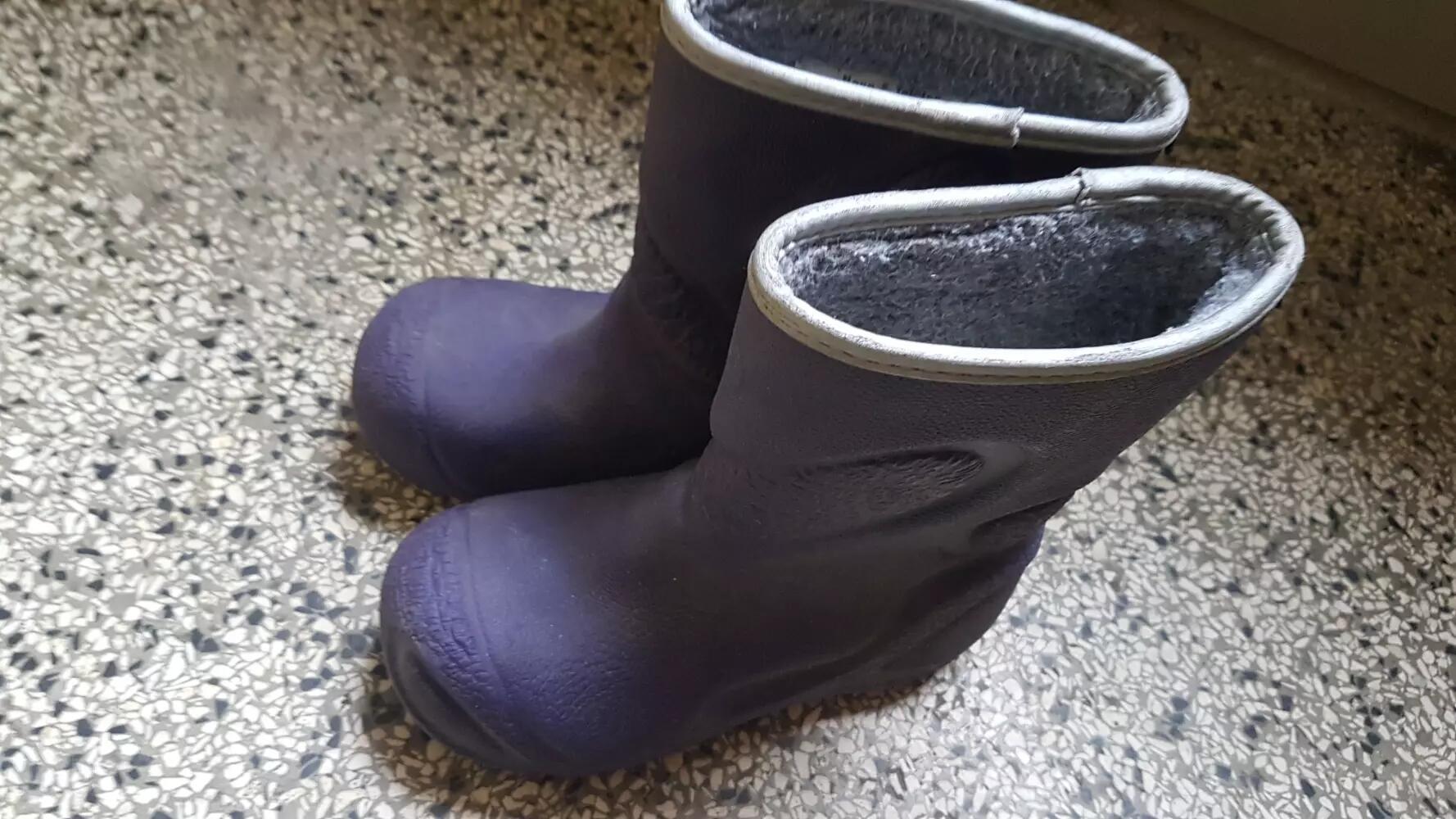 Dille Vinter gummistøvler