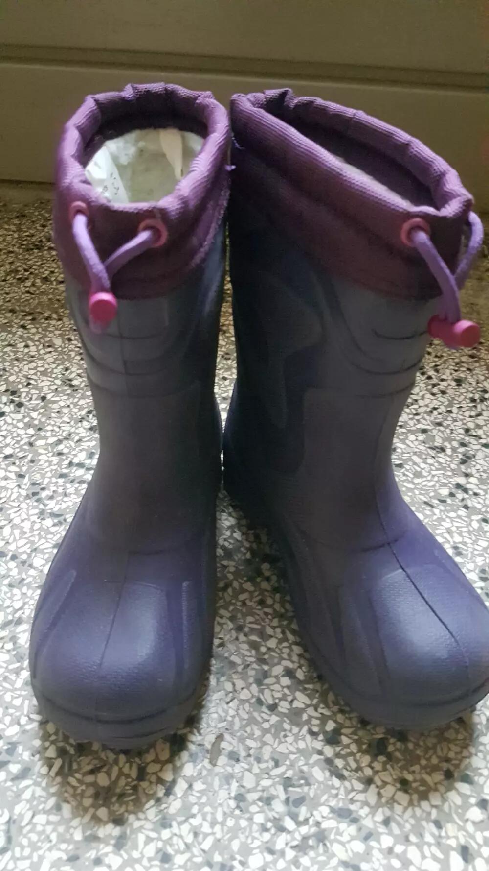 Friends Vinter gummistøvler