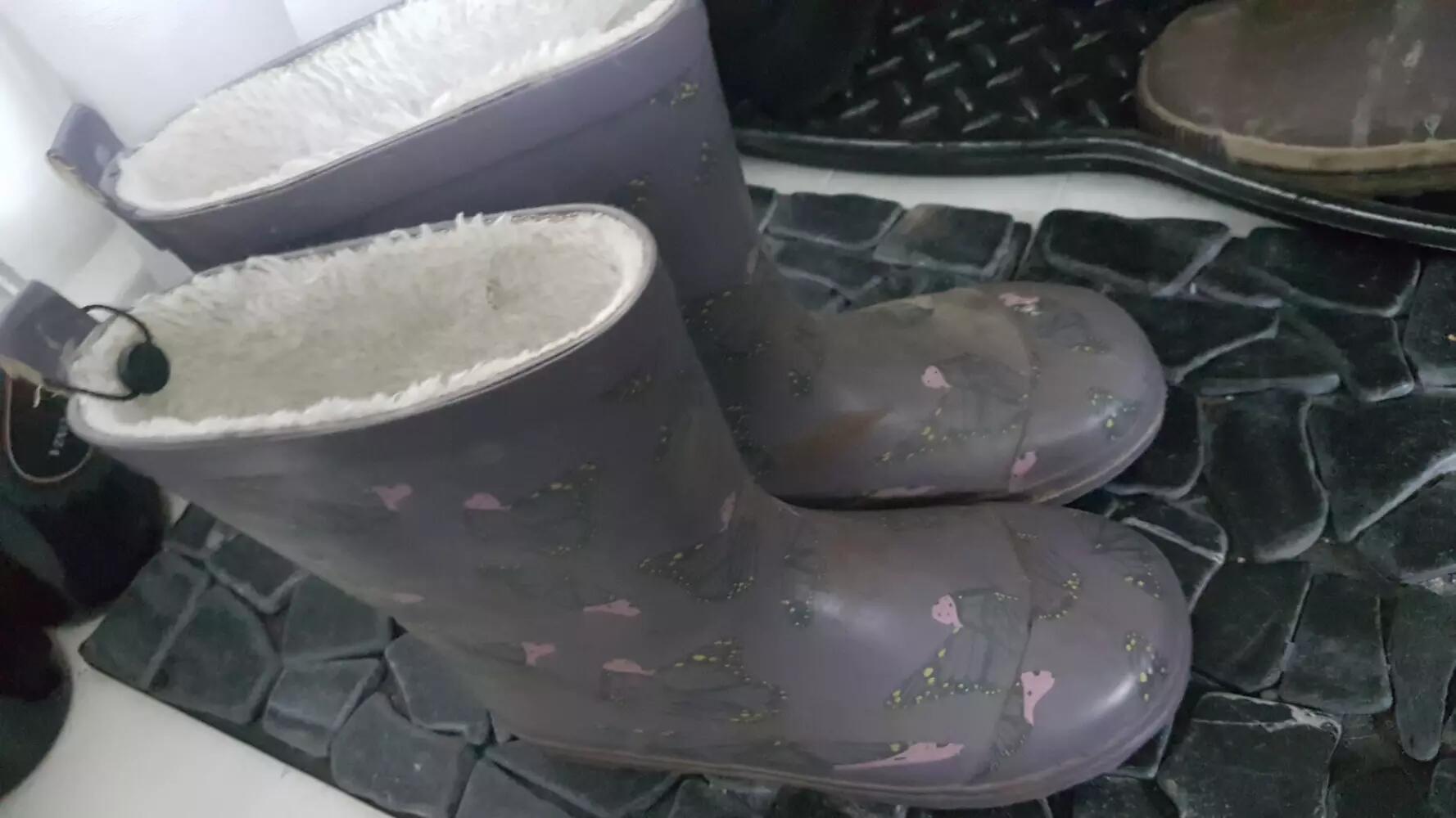 Friends Varm gummistøvler