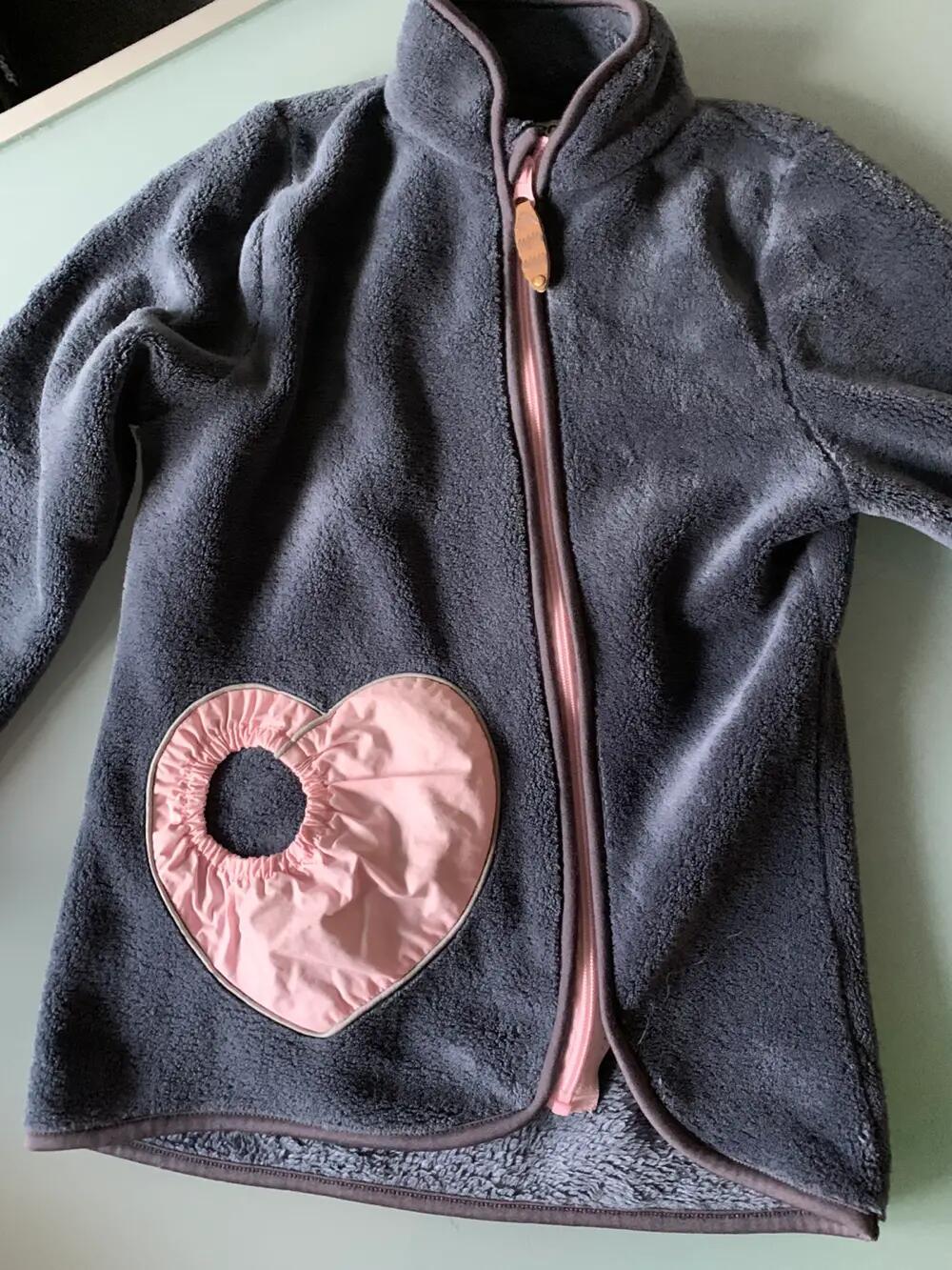 Racoon Outdoor Fleec jakke