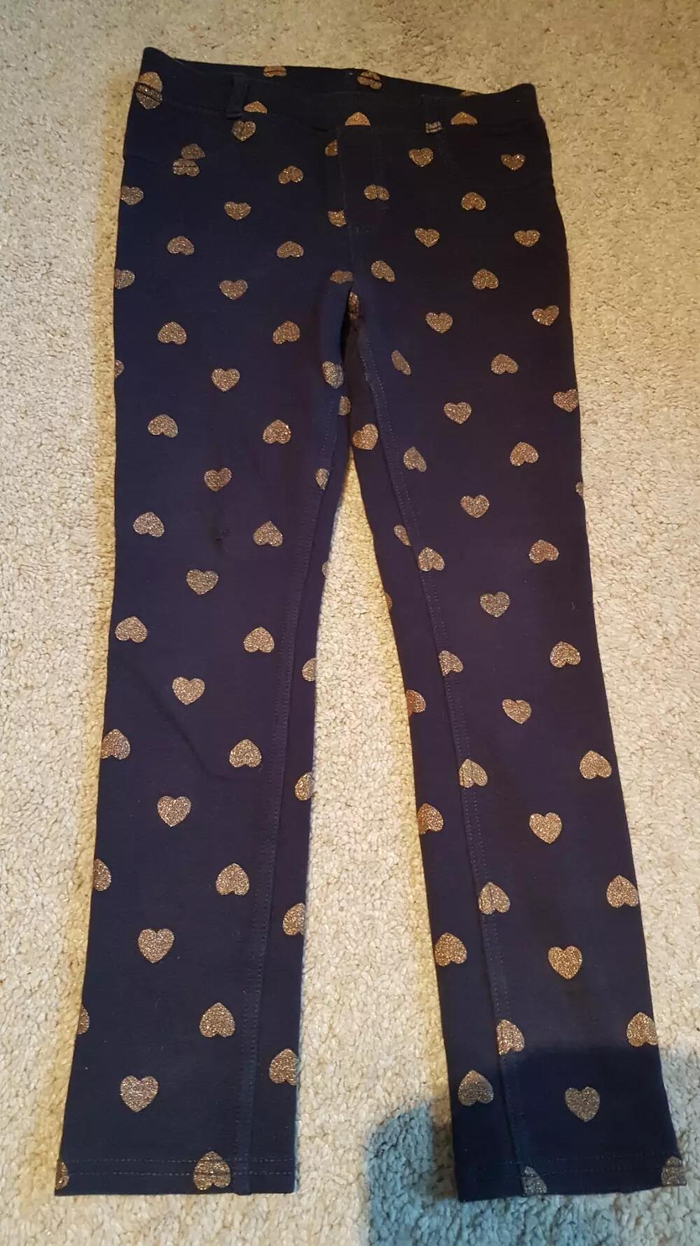 H&M Bomuld bukser