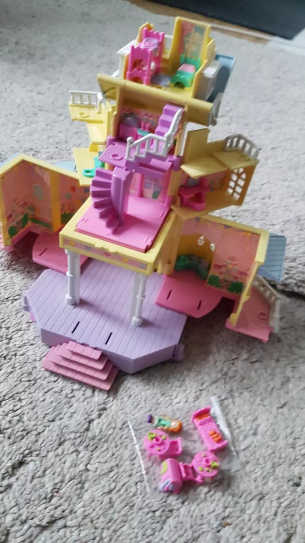 Polly Pocket hus
