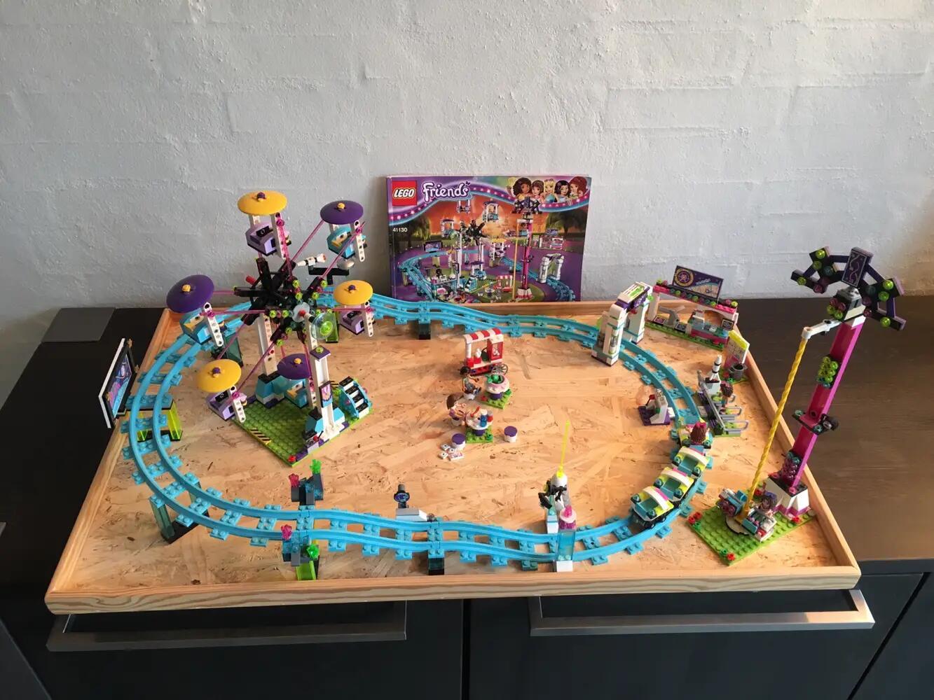 Lego Friends forlystelsespark .