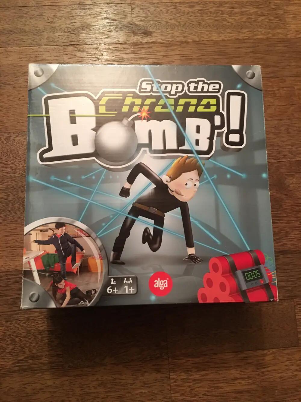 Bomb spil .