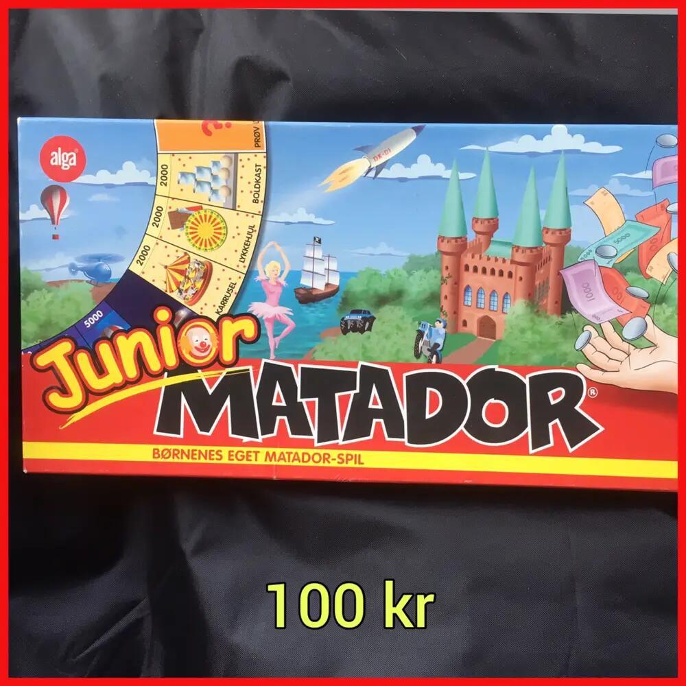 Matador junior .