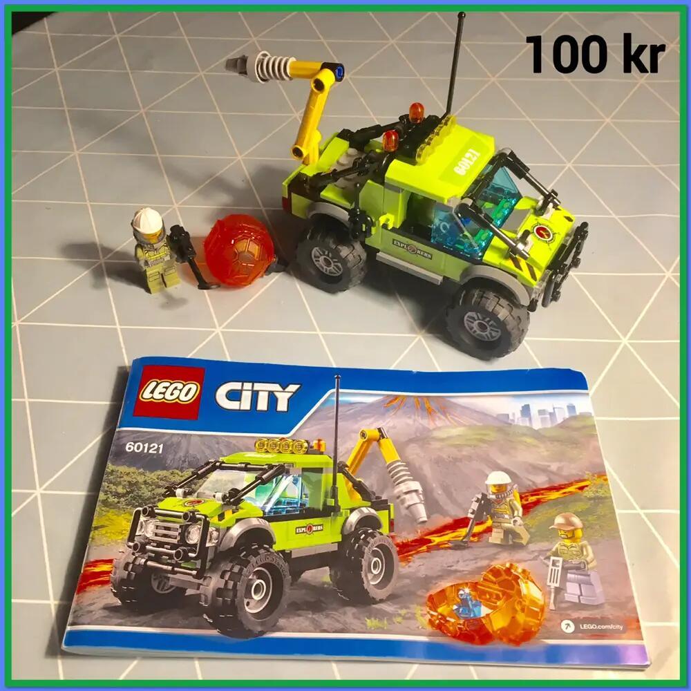 Lego City 60121 .