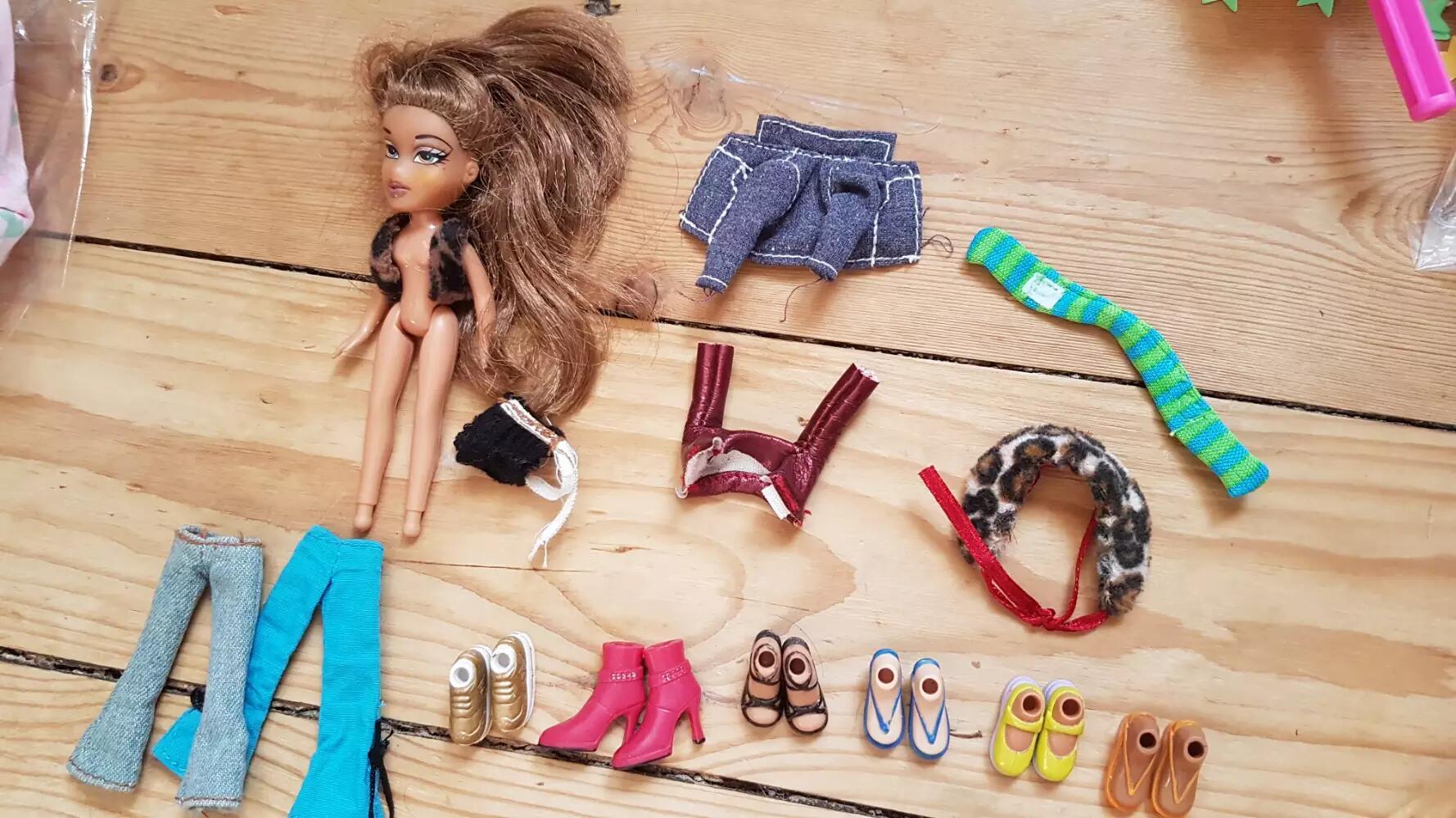 Bratz Mini dukke og tilbehør