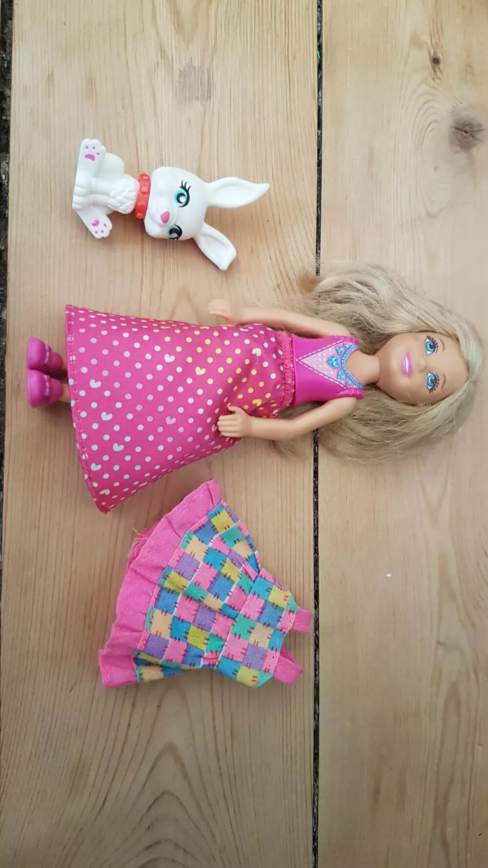Barbie Stor pige