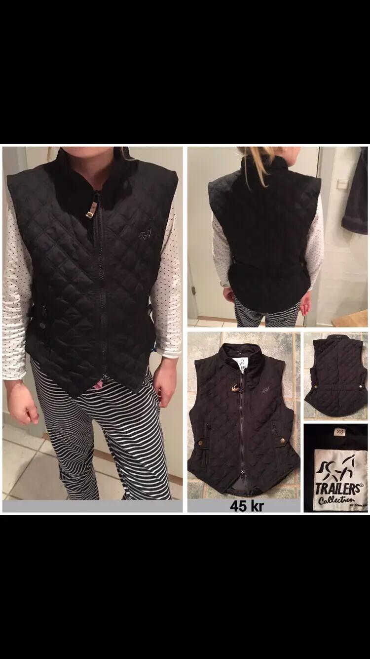 Trailers Collection vest xs .