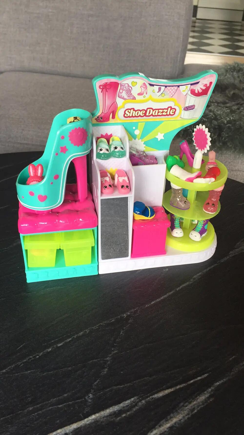 Shopkins Skobutik
