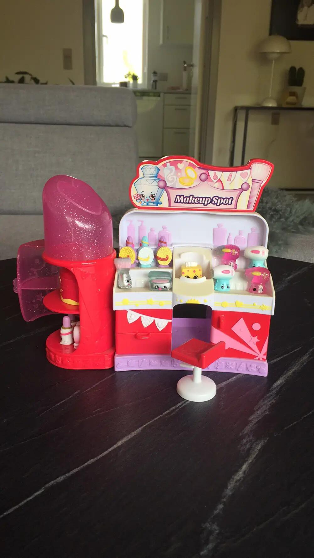 Shopkins Make-up butik