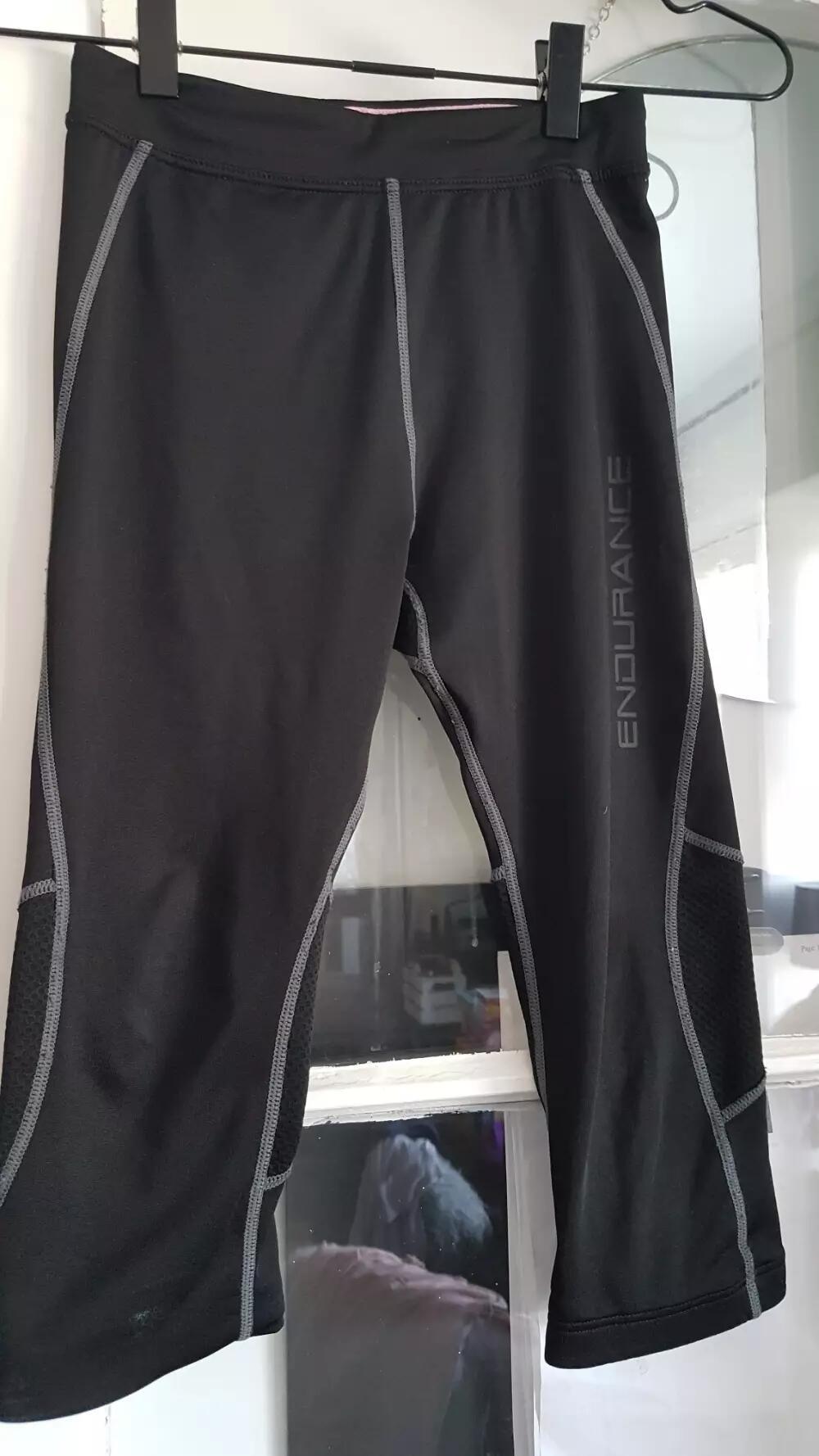 Endurance Kort bukser
