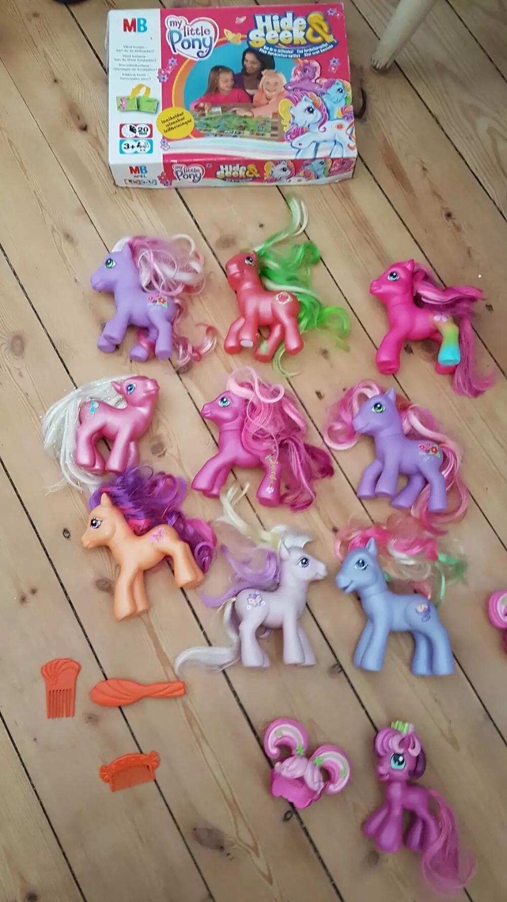 My Little Pony Heste