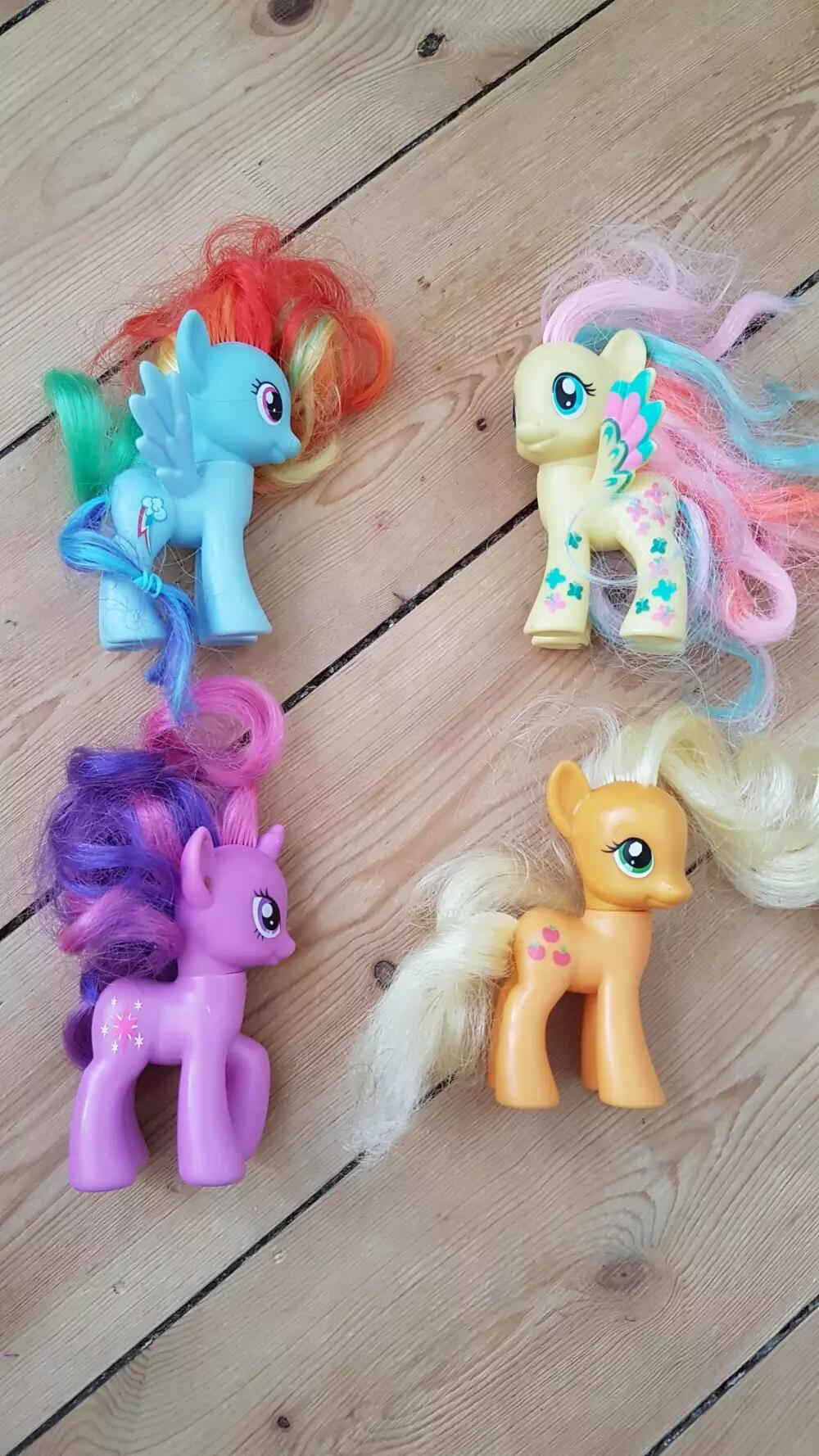 My Little Pony Figurer